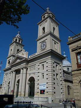 Catedral de San José de Mayo. Wikipedia.