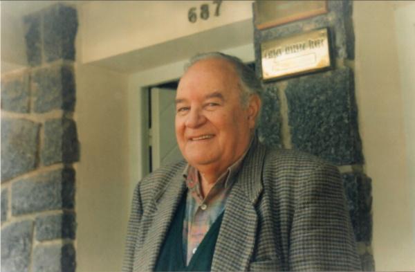 Historias del arq. Carlos Alfredo Trobo