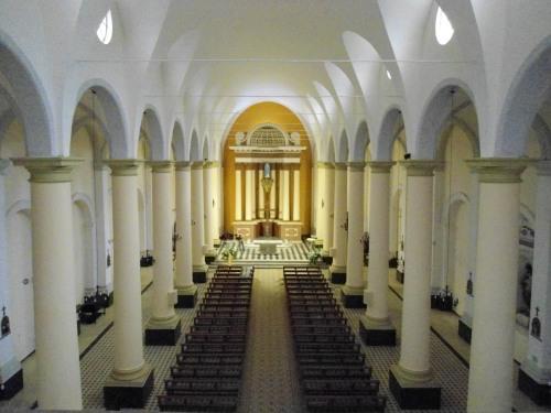 Interior de Iglesia San Isidro 2014