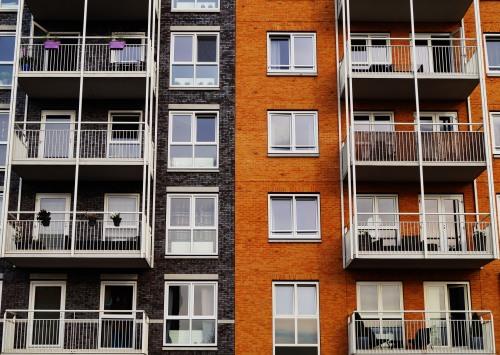 Apartamentos. Autor de la imagen: George Becker. Pexels